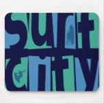 Surf City Mouse Pads