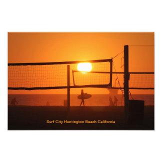 Surf City Photograph