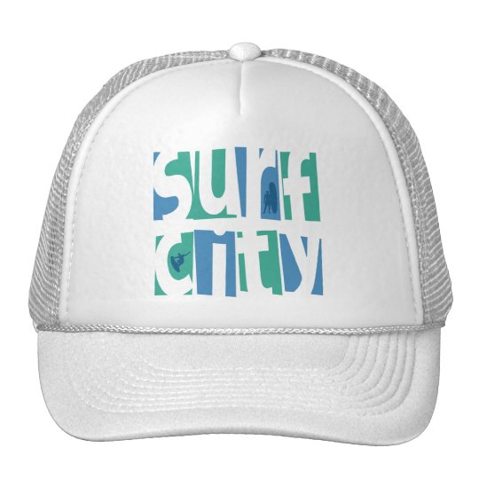 Surf City Trucker Hat