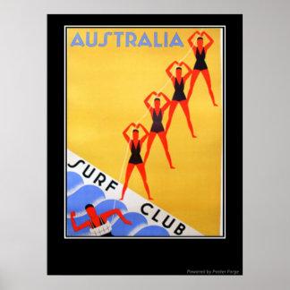 Surf Club Print