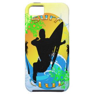 Surf Club - Surfer 4G Case-Mate Tough™ Case iPhone 5 Case