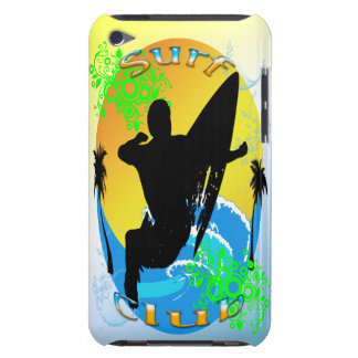 Surf Club - Surfer Case-Mate Barely There™ iPod To Barely There iPod Case