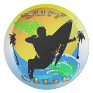Surf Club - Surfer Plate