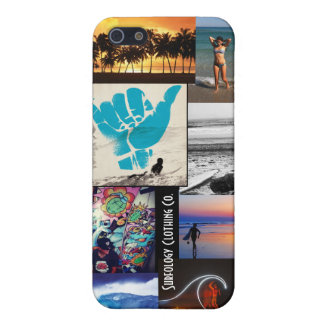 Surf Collage iPhone SE/5/5s Cover