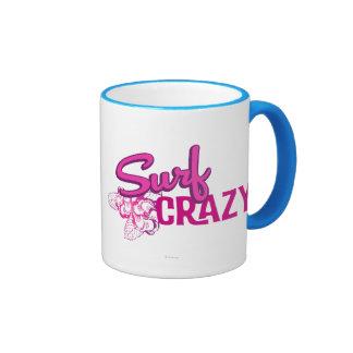 Surf Crazy Coffee Mug