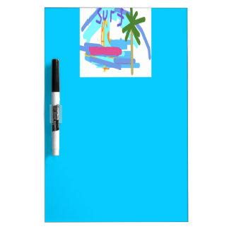 Surf Design by Carole Tomlinson Dry-Erase Board