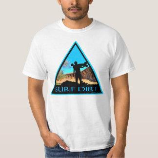 surf  dirt shirt