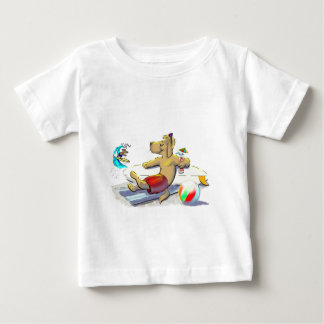 sUrF DoG Baby T-Shirt