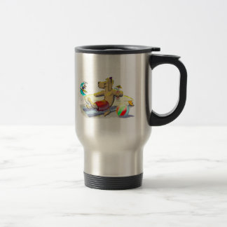 sUrF DoG Travel Mug