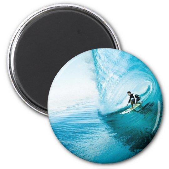 surf dude magnet