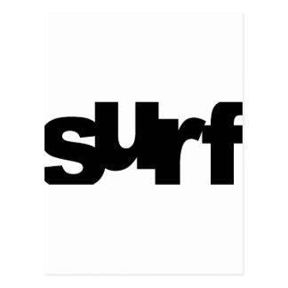 SURF Dude Postcard
