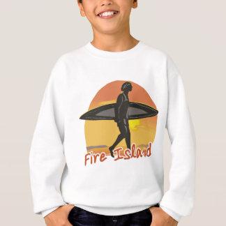 Surf Fire Island Sweatshirt