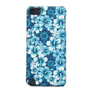 Surf Floral Hibiscus Pattern iPod Touch (5th Generation) Covers