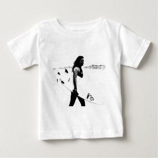 Surf Girl Baby T-Shirt