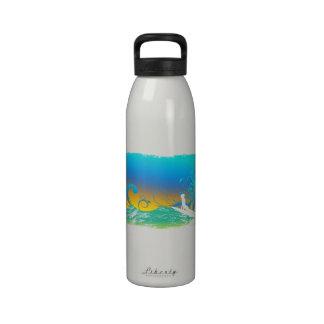 Surf Girl Water Bottle