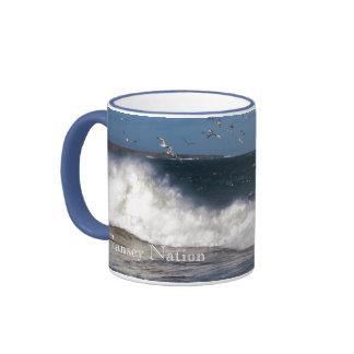 Surf Gull mug