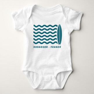Surf Hossegor France Baby Bodysuit