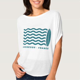 Surf Hossegor France T Shirt