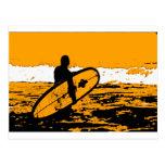 Surf III Post Card