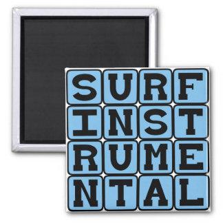 Surf Instrumental, Music Genre Fridge Magnets