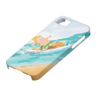 surf iPhone SE/5/5s case