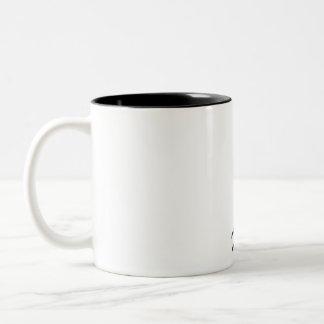 Surf is life Two-Tone coffee mug
