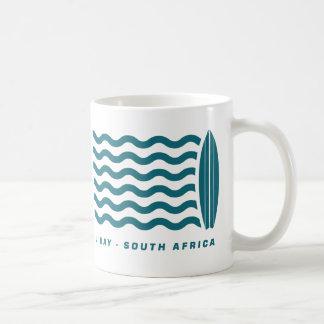 Surf Jeffreys Bay South Africa Coffee Mug