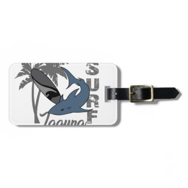 Beach Themed Surf - Laguna Bag Tag
