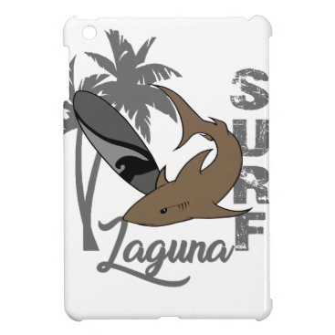 Beach Themed Surf - Laguna iPad Mini Case