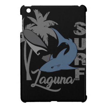 Beach Themed Surf - Laguna iPad Mini Cases