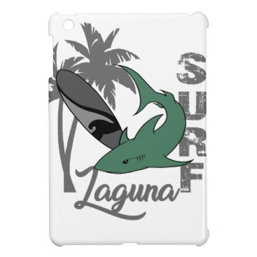 Beach Themed Surf - Laguna iPad Mini Covers