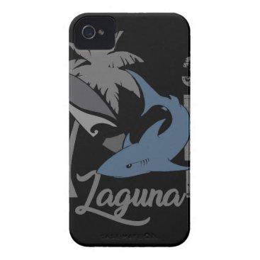 Beach Themed Surf - Laguna iPhone 4 Case-Mate Case