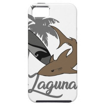 Beach Themed Surf - Laguna iPhone SE/5/5s Case