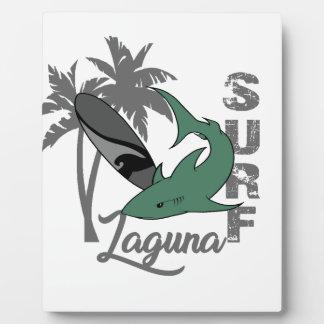 Surf - Laguna Plaque