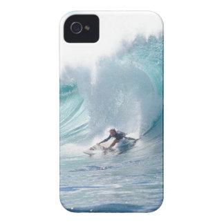 Surf Legend Rochelle Ballard Surfing Hawaiian Wave Case-Mate iPhone 4 Case