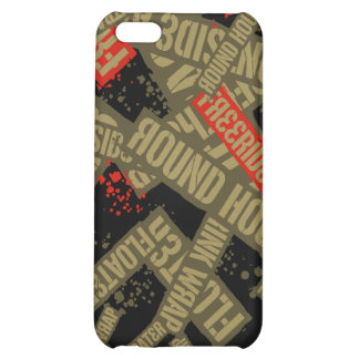Surf Lingo Words iPhone 4 Cases
