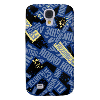 Surf Lingo Words s Samsung Galaxy S4 Covers