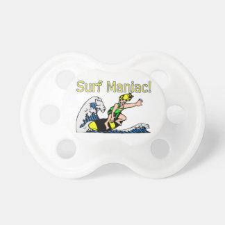 Surf Maniac Pacifier