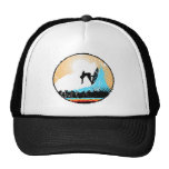 Surf Mesh Hats