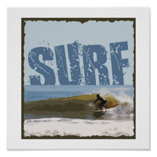 SURF miniPoster Posters