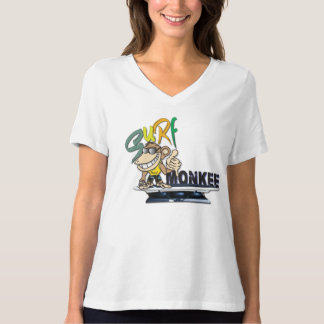 Surf Monkee Fitness T-Shirt