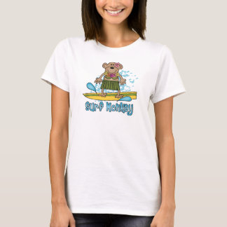 Surf Monkey (Girl) T-Shirt