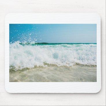 Beach Themed surf mouse pad