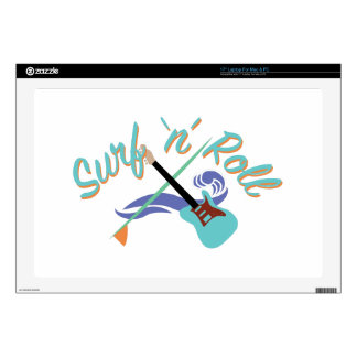 Surf N Roll Decals For Laptops