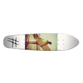 Surf n Skate by AthSwag Skateboard