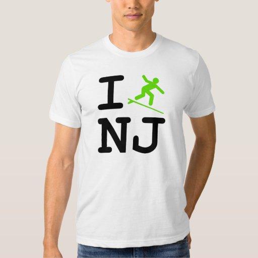 Surf New Jersey T-Shirt