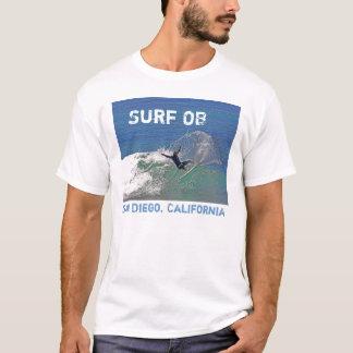 Surf OB - San Diego, California T-Shirt