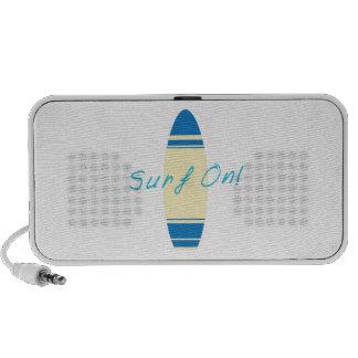 Surf On! iPod Speakers