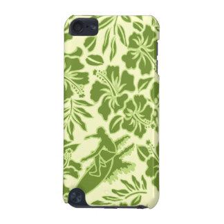 Surf Pareau Hawaiian iPod Touch Cases