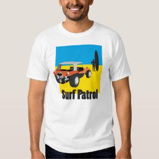 Surf Patrol BLK Myers Manx T-Shirt
